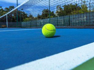 Tennis Court Resurfacing